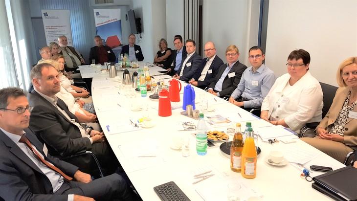 BvCM e.V. Arbeitskreis Insolvenzpraxis bei der Prof. Schumann GmbH