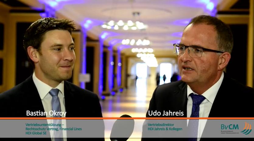 Udo Jahreis und Bastian Okraoy