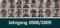 HP Jahrgang 2008-2009